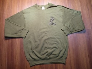 U.S.MarineCorps Sweat Athletic Irregular sizeM new