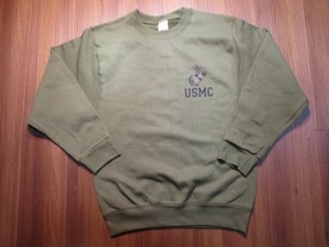 U.S.MarineCorps Sweat Athletic Irregular sizeS new