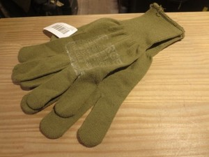 U.S.Gloves Insert Wool? Light Weight sizeXL new