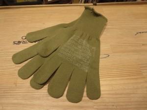 U.S.Gloves Insert Wool? Light Weight sizeM/L new