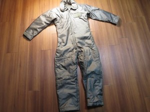 U.S. Coveralls CWU-64/P Flyer's 1987年 size36S new?