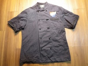 "U.S.NAVY Umiform Cook Shirt ""CTF 70"" sizeM used"