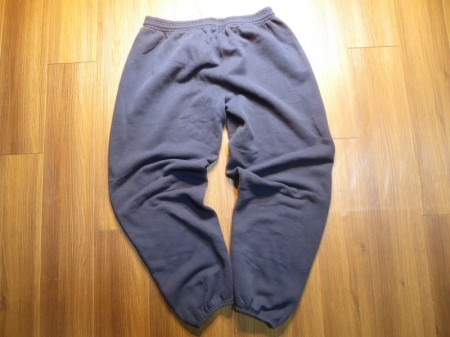 U.S.NAVY Sweat Trousers Physical Training sizeL