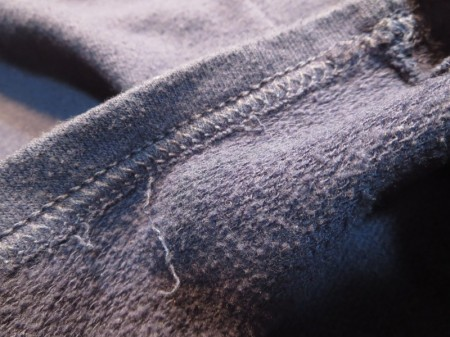 U.S.NAVY Sweat Trousers Physical Training sizeXL