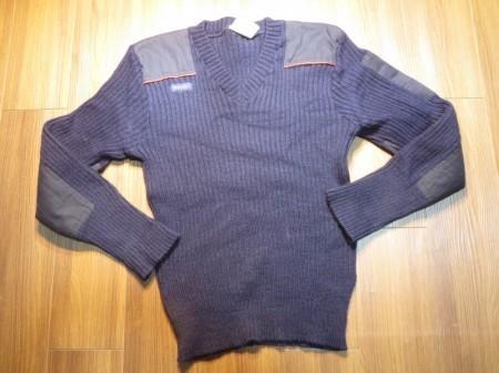 U.K.ROYAL MAIL Sweater 100%Wool sizeXL? used