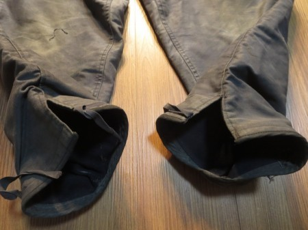 U.S.NAVY Trousers ColdWeather 1940年代頃? sizeM used