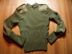 U.S.Sweater 100%Wool 2009年 size38 used