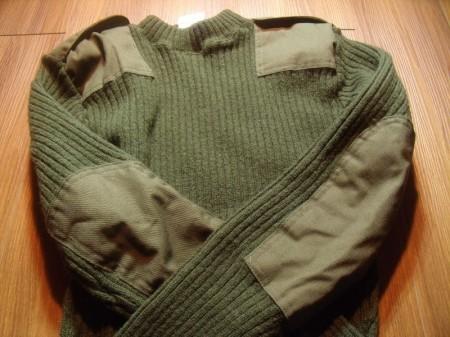 U.S.Sweater 100%Wool 2009年 size38 used