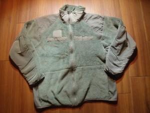 "U.S.ARMY Fleece Jacket ""POLARTEC"" sizeS-Short used"