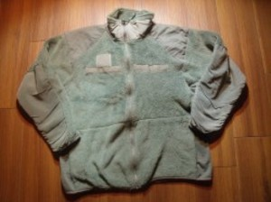"U.S.ARMY Fleece Jacket ""POLARTEC"" sizeS-Short used"