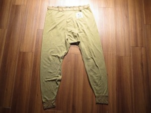 U.S.MARINE CORPS Drawers Cold Weather sizeM used