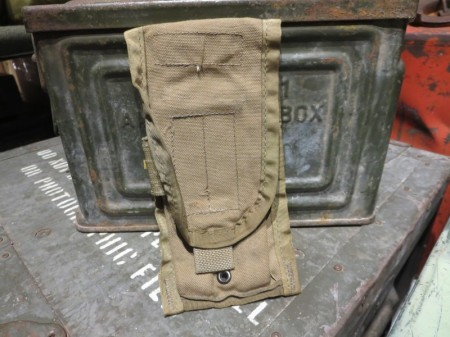 U.S.Pouch M-4 2Magazines Coyote Style4050 used