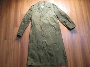 U.S.ARMY Raincoat Nylon 1968年 size38R used