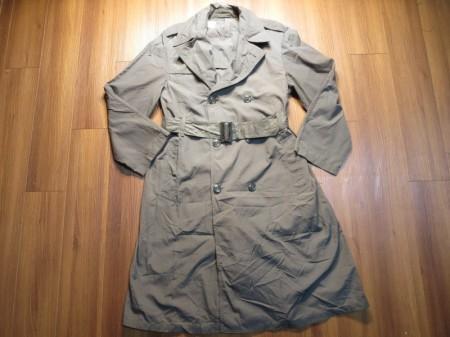U.S.ARMY Raincoat Cotton&Nylon 1967年 size40R used