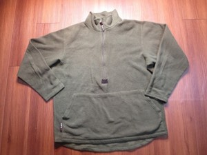 U.S.MARINE CORPS Fleece POLARTEC sizeL used