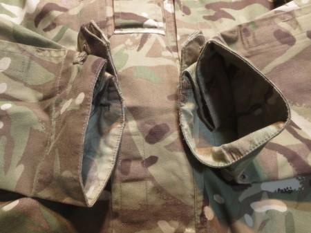 U.K. Jacket Combat MTP LightWeight size170/96 used