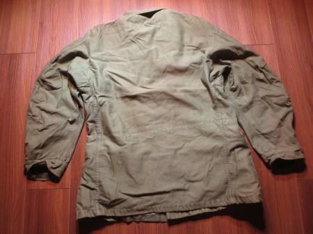 U.S. M-1951 Field Jacket 1956年 sizeS-Short used