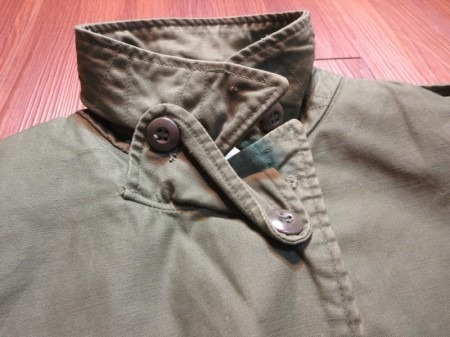 U.S.Field Jacket Women's 1970年代? size14R used