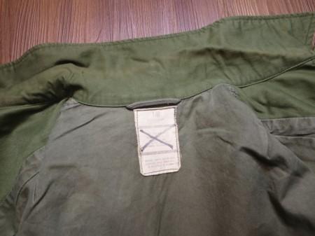 U.S.Field Jacket Women's 1970年代? size14R used