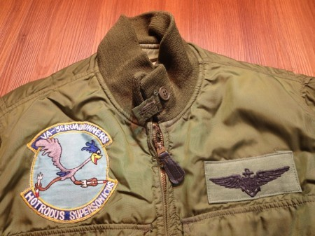 U.S.NAVY Jacket G-8(WEP) 1969年 size36S used