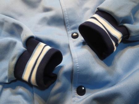 U.S AIR FORCE ACADEMY Athletic Jacket sizeL used