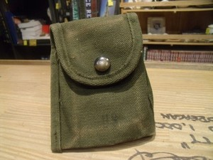 U.S.Pouch Cotton for Compass 1960年代? used