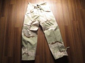 U.S.Gore-Tex Trousers 3color sizeS-Regular new