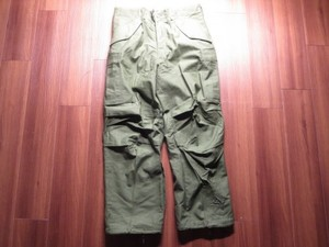 U.S.M-65 Field Trousers 1977年 sizeMedium-Regular