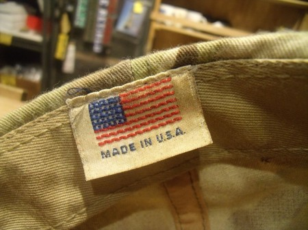 "U.S.Cap Shooter's ""Crye Precision"" used"