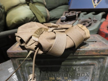 U.S.MarineCorps PouchCanteen GeneralPurpose MOLLEⅡ