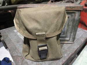 U.S.MARINE CORPS Pouch First Aid Coyote used
