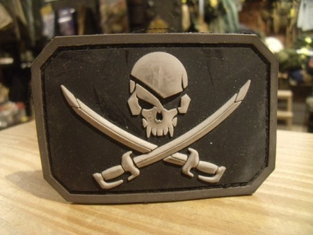 U.S.NAVY SEALS? Patch Calico Jack used