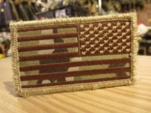 """U.S.Patch """"The Stars and Stripes"""" used"""