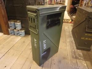 U.S.Ammunition Box Tall used