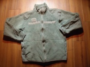 "U.S.ARMY Fleece Jacket ""POLARTEC"" sizeS-Regular"