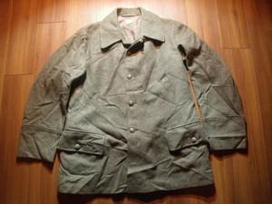 Sweden Field Jacket Wool sizeL~XL? used?