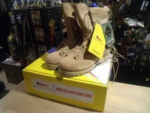 U.S. Boots Combat GORE-TEX size8R new