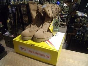 U.S. Boots Combat GORE-TEX size8W new
