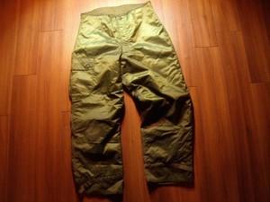 U.S.NAVY Trousers Ex Cold Weather 1973年 sizeM