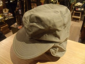 U.S.AIR FORCE Cap Cold weather 1960年代? sizeXS new?
