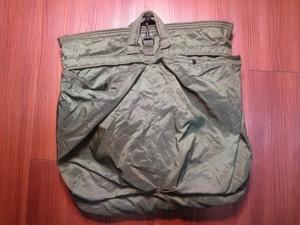 U.S.AIR FORCE Bag Flyer's Helmet 2003年 used