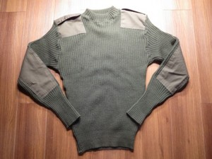 U.S.Sweater 100%Wool 2009年 size40 new?