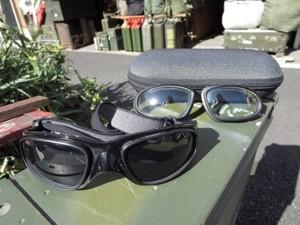 "U.S.WILEY X Sunglasses ""SG-1"" used"