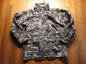 U.S.NAVY Parka Working AllWeather sizeS-Short used