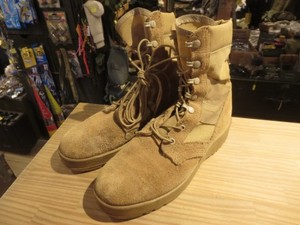 U.S.Combat Boots hot Weather Coyote? size8R used