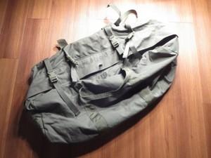 U.S.Duffel Bag Nylon with Zip & 2Straps 2012年 used