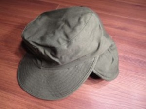 U.S.NAVY Cap Cold weather 1984年 sizeXL new?