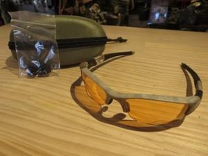 "U.S.Oakley Sunglasses ""FLAK JACKET"" with Case used"
