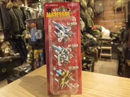 """JAPAN AIR SELF-DEFENSE FORCE """"AGGRESSOR"""" Magnet"""