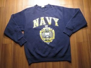 U.S.NAVAL ACADEMY Sweat sizeXL used